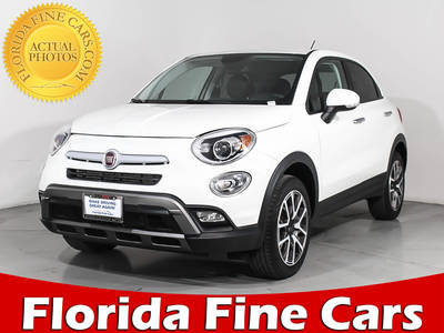 Used FIAT 500X 2016 MARGATE TREKKING PLUS
