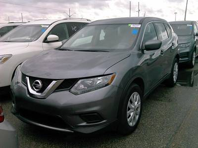Used NISSAN ROGUE 2016 MARGATE S