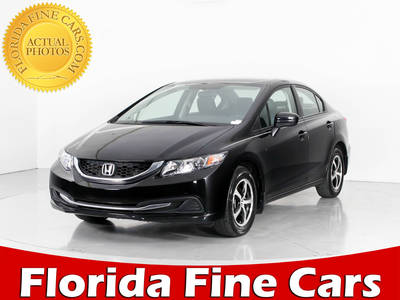Used HONDA CIVIC 2015 WEST PALM SE