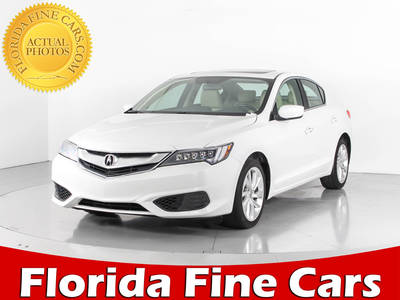 Used ACURA ILX 2016 WEST PALM