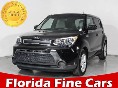 Used KIA SOUL 2014 MIAMI