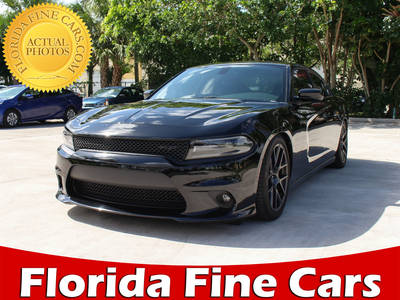 Used DODGE CHARGER 2015 MARGATE R/t Road & Track