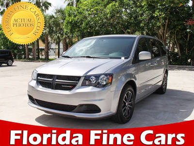 Used DODGE GRAND-CARAVAN 2017 MARGATE Se Plus