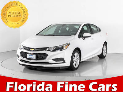 Used CHEVROLET CRUZE 2016 WEST PALM LT