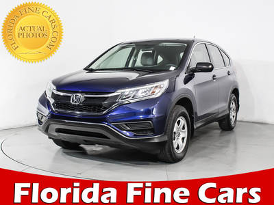 Used HONDA CR-V 2015 MIAMI LX