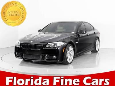 Used BMW 5-SERIES 2013 WEST PALM 535i M Sport