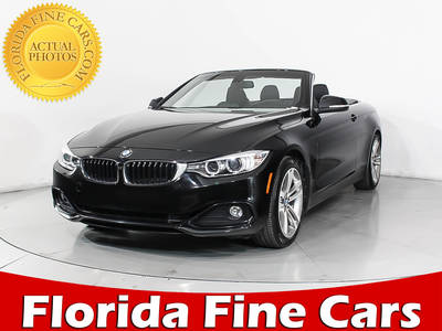 Used BMW 4-SERIES 2017 MIAMI 430i Sport