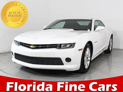 Used CHEVROLET CAMARO 2014 MIAMI LS