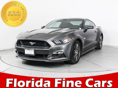 Used FORD MUSTANG 2015 HOLLYWOOD GT
