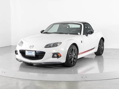 Used MAZDA MX-5-MIATA 2013 HOLLYWOOD CLUB