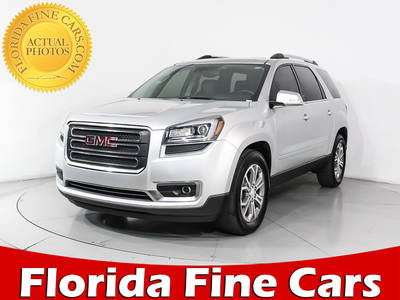 Used GMC ACADIA 2016 MIAMI SLT2