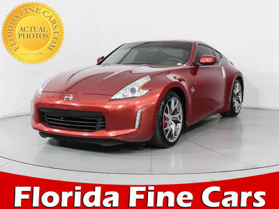 Used NISSAN 370Z 2016 HOLLYWOOD Sport