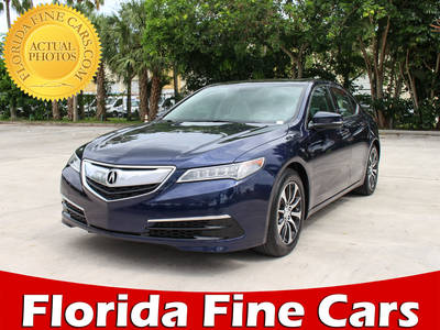 Used ACURA TLX 2015 MARGATE TECHNOLOGY PACKAGE