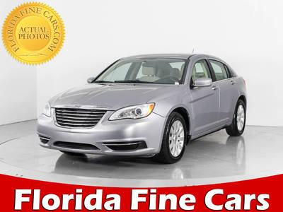 Used CHRYSLER 200 2013 WEST PALM TOURING