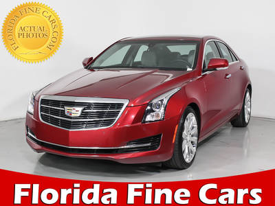 Used CADILLAC ATS 2015 MIAMI LUXURY