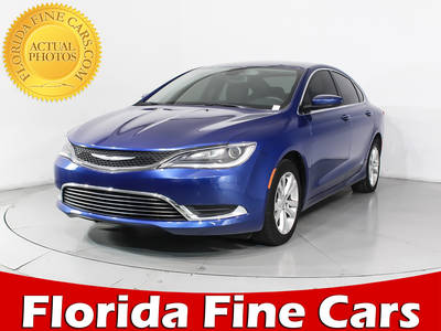 Used CHRYSLER 200 2015 MIAMI LIMITED