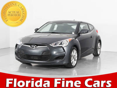 Used HYUNDAI VELOSTER 2016 HOLLYWOOD