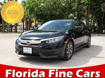 Used HONDA CIVIC 2016 WEST PALM EX