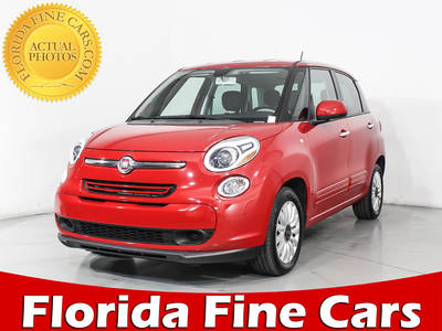 Used FIAT 500L 2014 HOLLYWOOD EASY