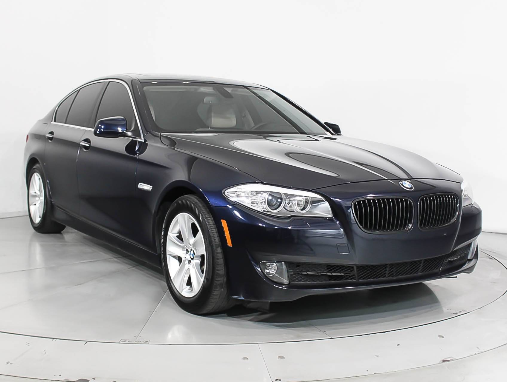 Used 2011 Bmw 5 Series 528i Sedan For Sale In Hollywood