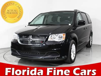 Used DODGE GRAND-CARAVAN 2016 MIAMI SXT