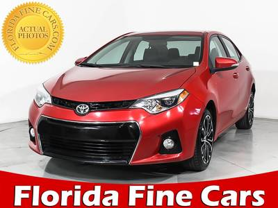 Used TOYOTA COROLLA 2014 HOLLYWOOD S