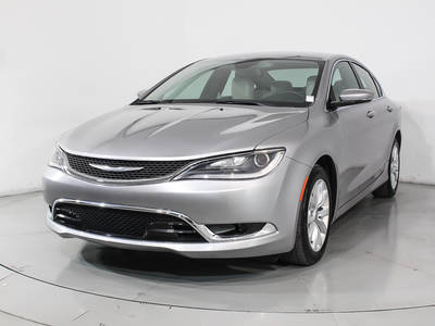 Used CHRYSLER 200 2015 MARGATE C