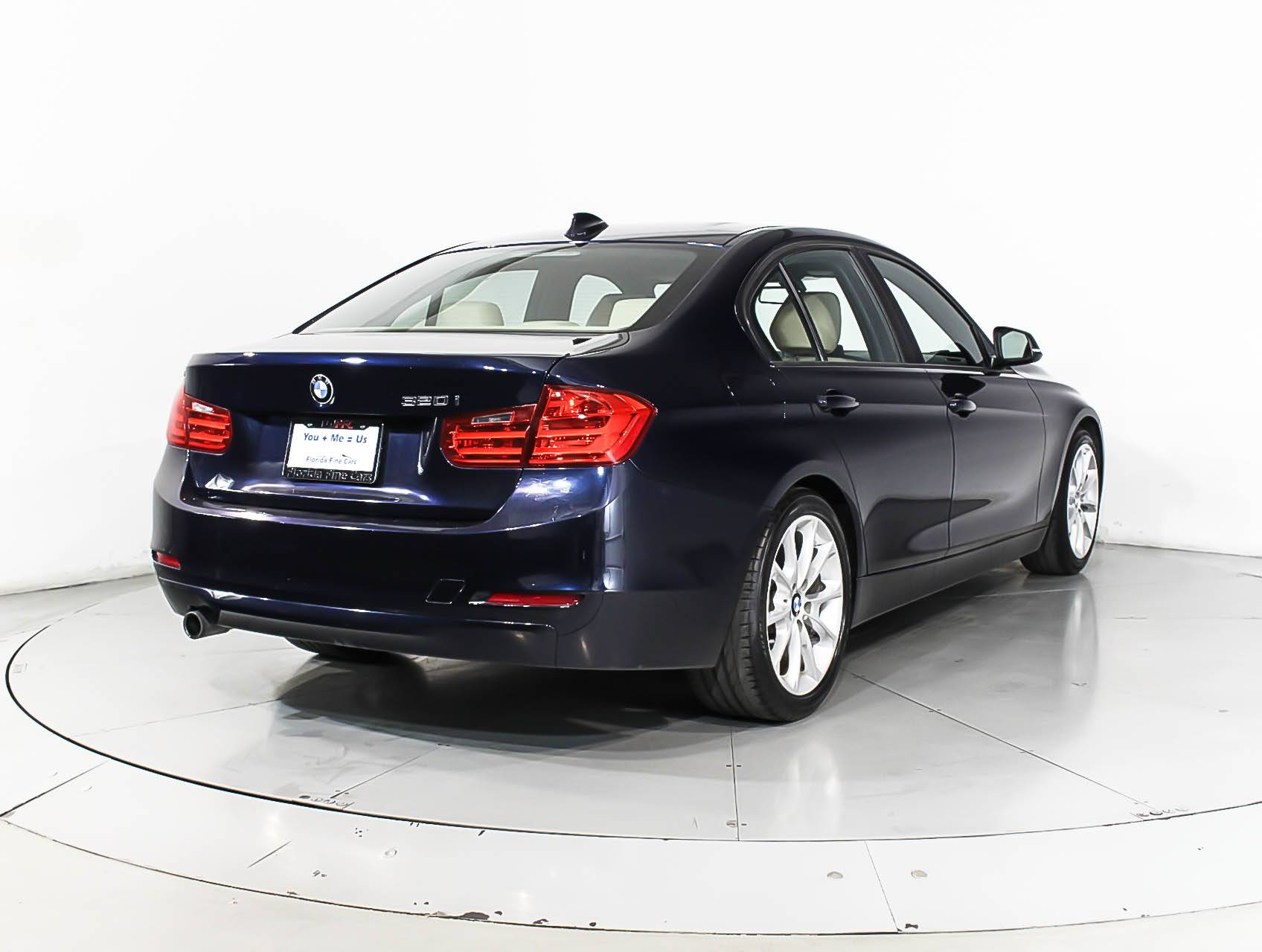 Used 2014 Bmw 3 Series 320i Sedan For Sale In Hollywood
