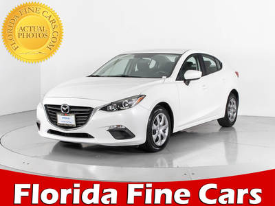 Used MAZDA MAZDA3 2014 WEST PALM Sport