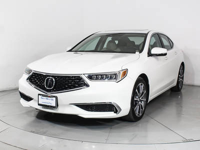 Used ACURA TLX 2018 MIAMI V6