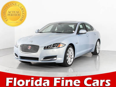 Used JAGUAR XF 2014 WEST PALM V6 Sc
