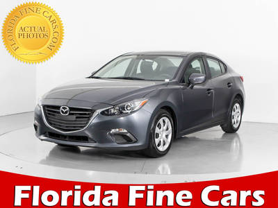 Used MAZDA MAZDA3 2015 WEST PALM