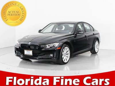 Used BMW 3-SERIES 2015 WEST PALM 320I XDRIVE