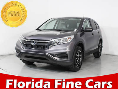 Used HONDA CR-V 2016 MIAMI SE