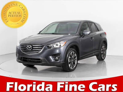 Used MAZDA CX-5 2016 WEST PALM GRAND TOURING