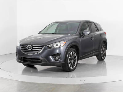 Used MAZDA CX-5 2016 WEST PALM Grand Touring Awd