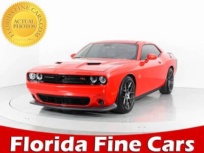 Used DODGE CHALLENGER 2016 WEST PALM SCAT PACK