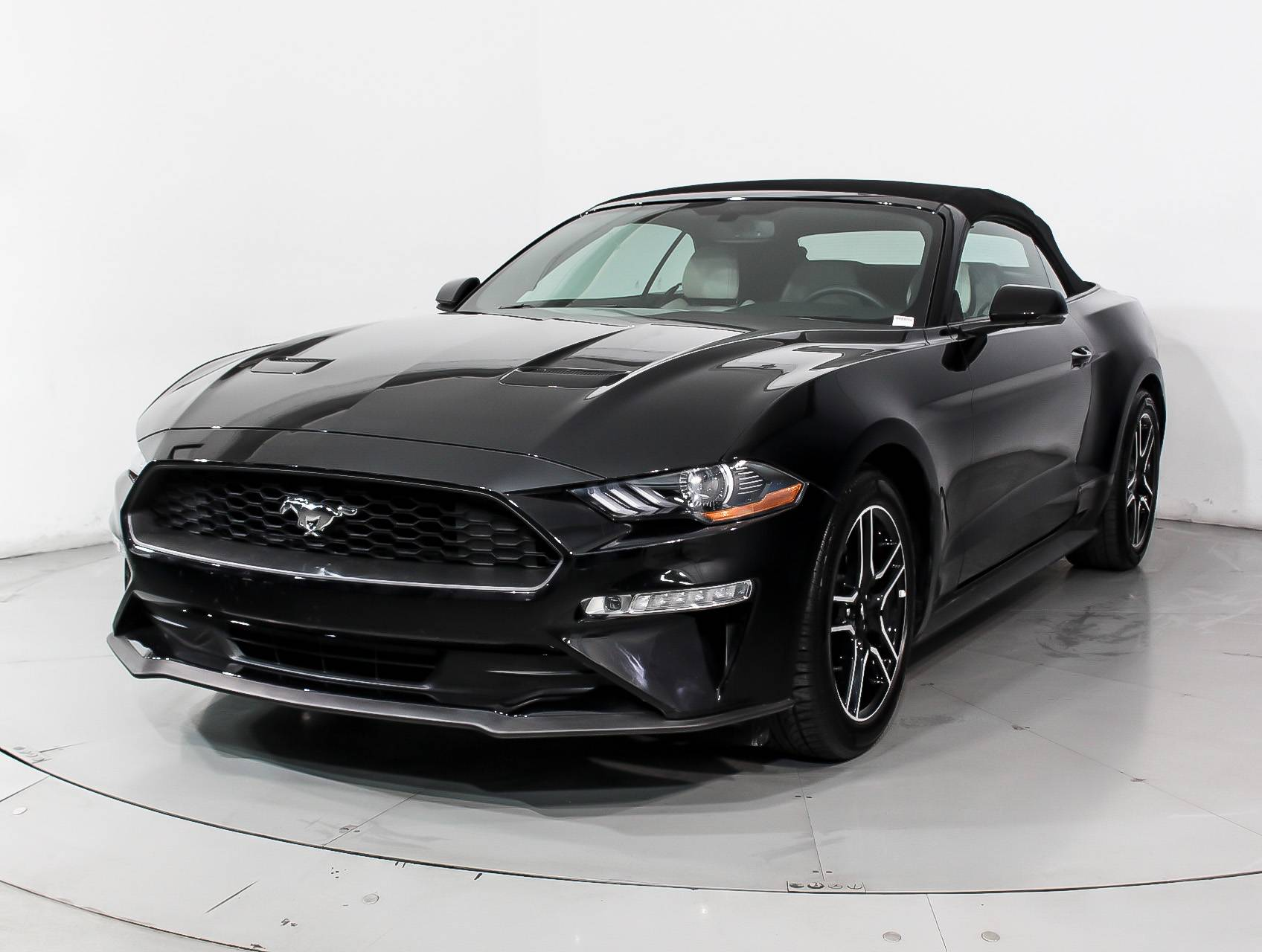 Used 2018 Ford Mustang Ecoboost Convertible For Sale In Miami Fl 95837 Florida Fine Cars