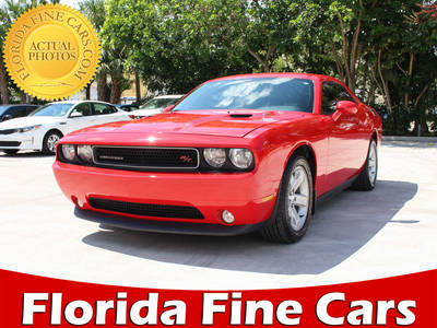 Used DODGE CHALLENGER 2014 MARGATE R/t Plus