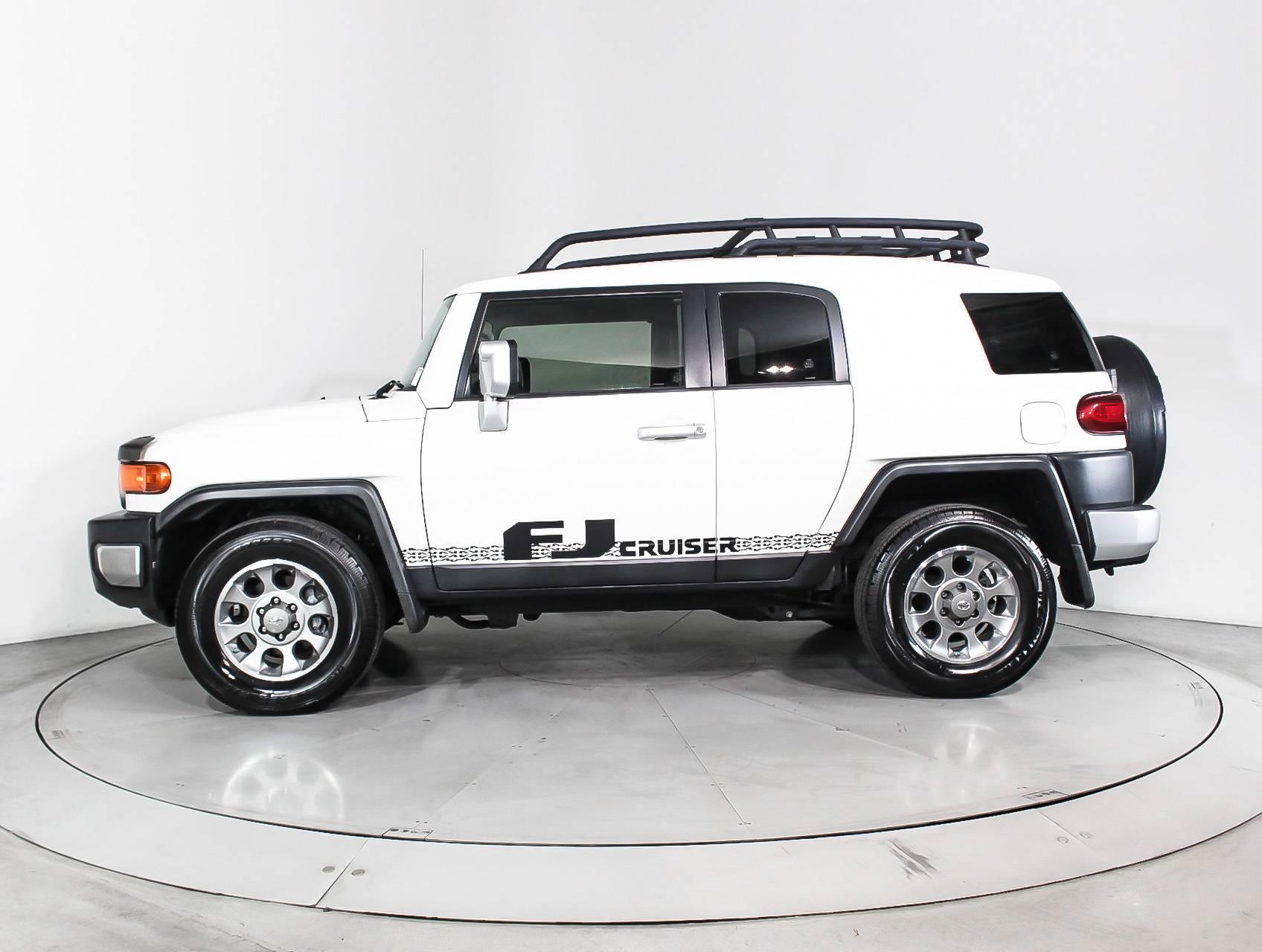 Cars For Sale In Miami >> Used 2013 Toyota Fj Cruiser Suv For Sale In Miami Fl