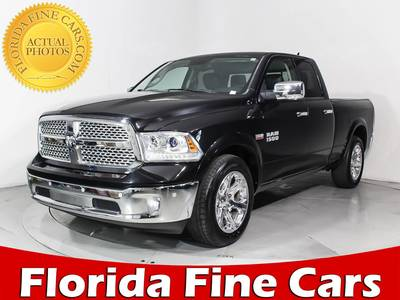 Used RAM 1500 2015 HOLLYWOOD Laramie Crew Cab