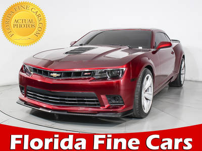 Used CHEVROLET CAMARO 2015 MIAMI 1SS