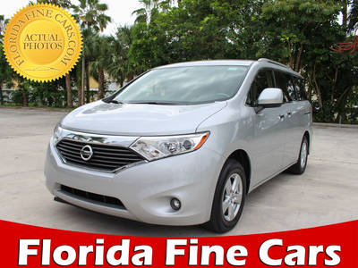 Used NISSAN QUEST 2016 MARGATE Sv