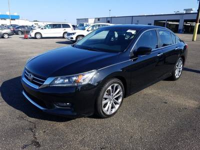 Used HONDA ACCORD 2014 WEST PALM SPORT