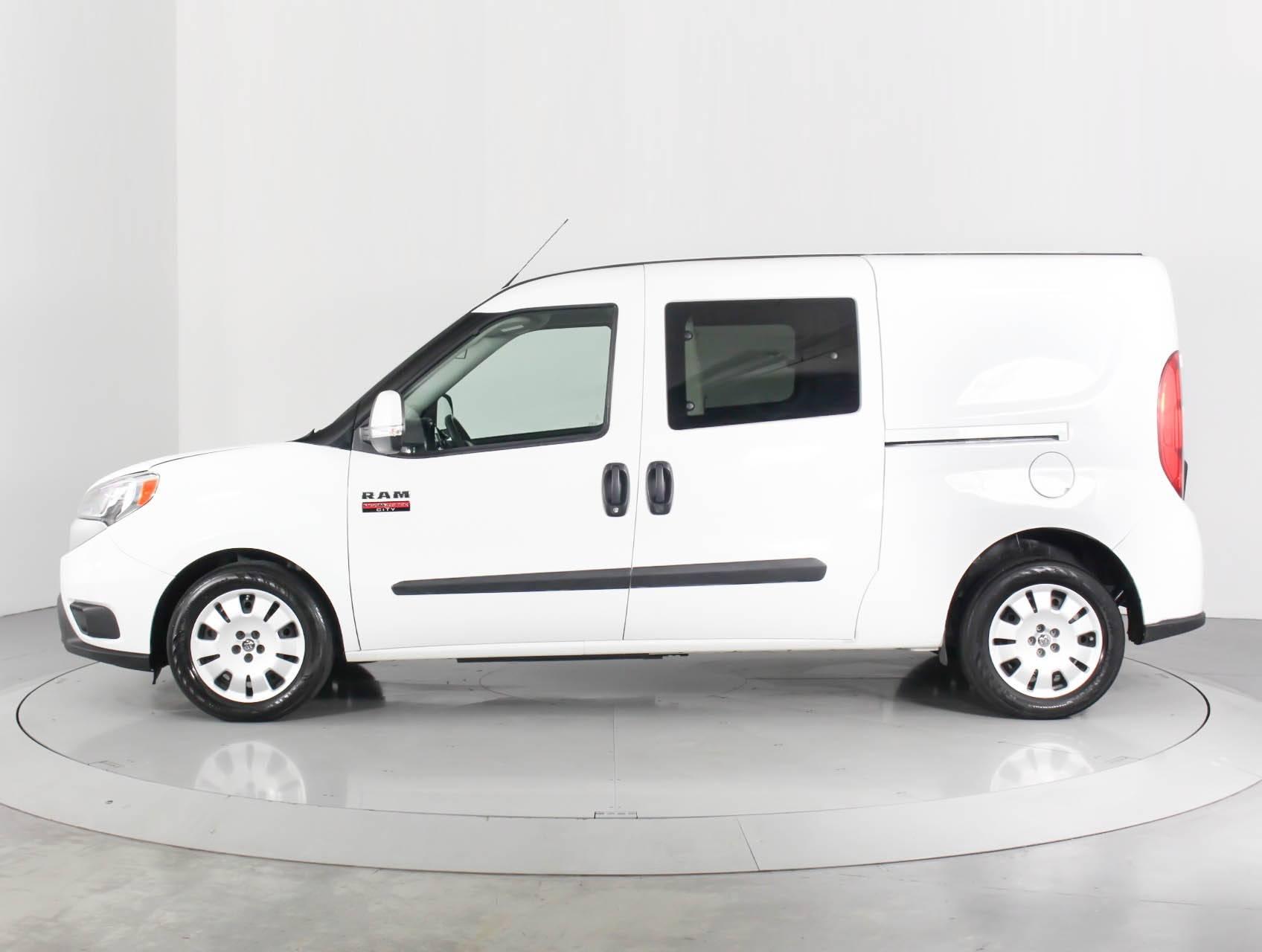 5da22f4b97 Used 2016 RAM PROMASTER CITY SLT Cargo Van for sale in WEST PALM