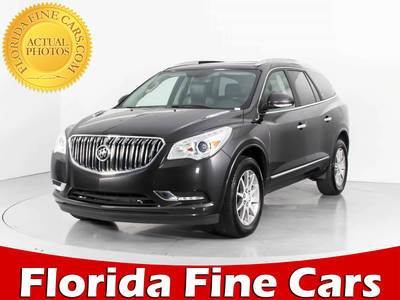 Used BUICK ENCLAVE 2017 WEST PALM LEATHER