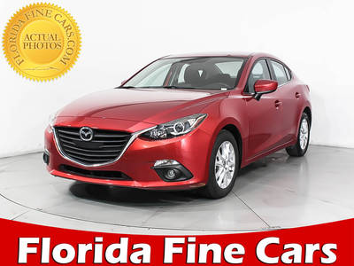 Used MAZDA MAZDA3 2015 MIAMI Touring