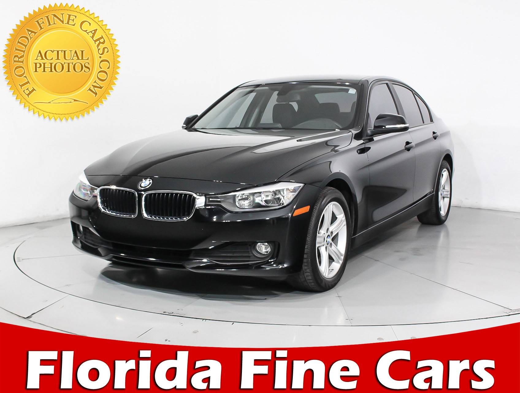 Used 2015 Bmw 3 Series 320i Sedan For Sale In Miami Fl