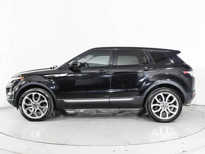 Used LAND-ROVER RANGE-ROVER-EVOQUE 2015 HOLLYWOOD PURE PLUS
