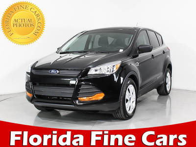 Used FORD ESCAPE 2014 MIAMI S
